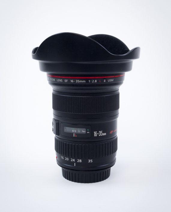 Vermietung Verleih Canon EF 16-35mm Dresden