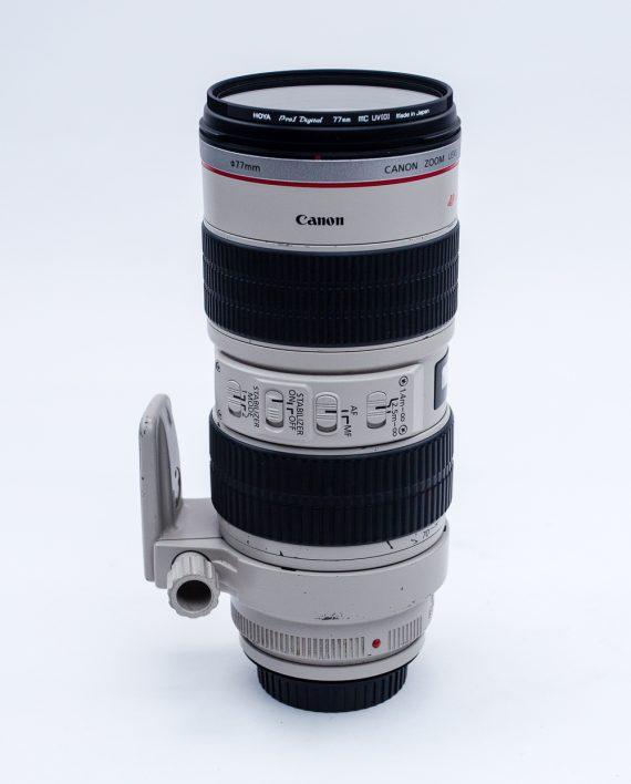 Vermietung Canon 70-200 Objektiv Optik Dresden