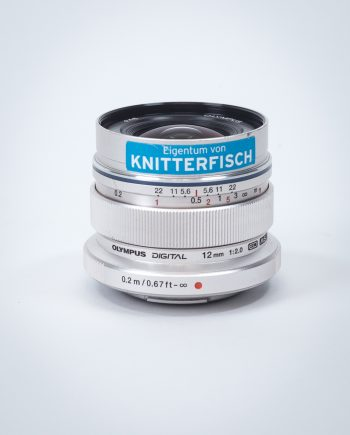 Vermietung Olympus 12mm MFT Objektiv Optik Dresden
