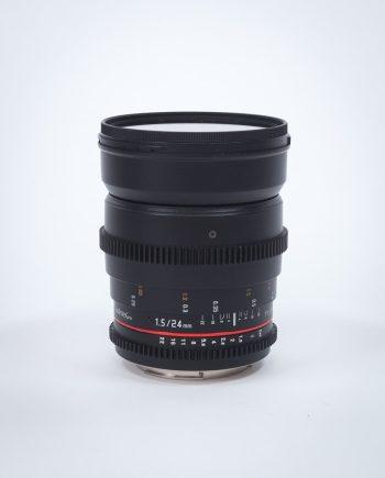 Vermietung Walimex Pro 24mm Festbrennweite Objektiv Dresden