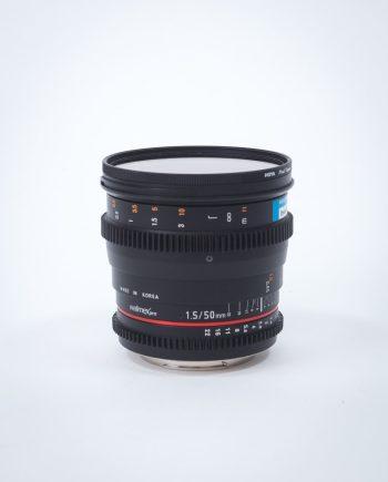 Vermietung Walimex Pro 50mm Festbrennweite Objektiv Dresden
