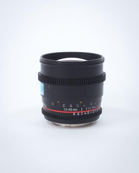 Vermietung Walimex Pro 85mm Festbrennweite Objektiv Dresden