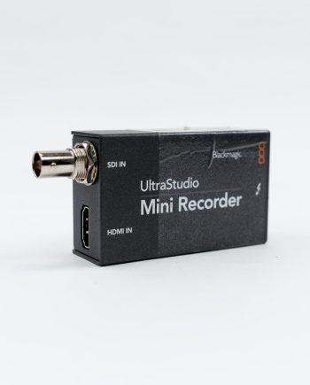Vermietung Blackmagic Design UltraStudio Mini Recorder Thunderbolt Dresden