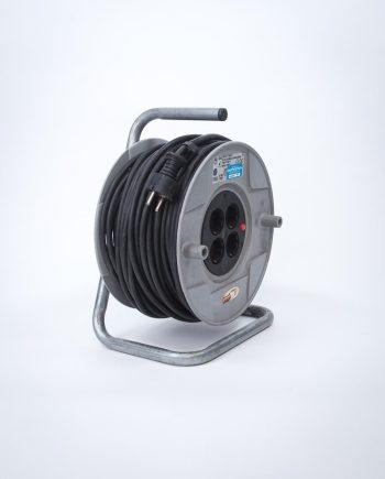 Vermietung Kabeltrommel Strom Akku Batterie Laden 50 Meter Kabel Dresden