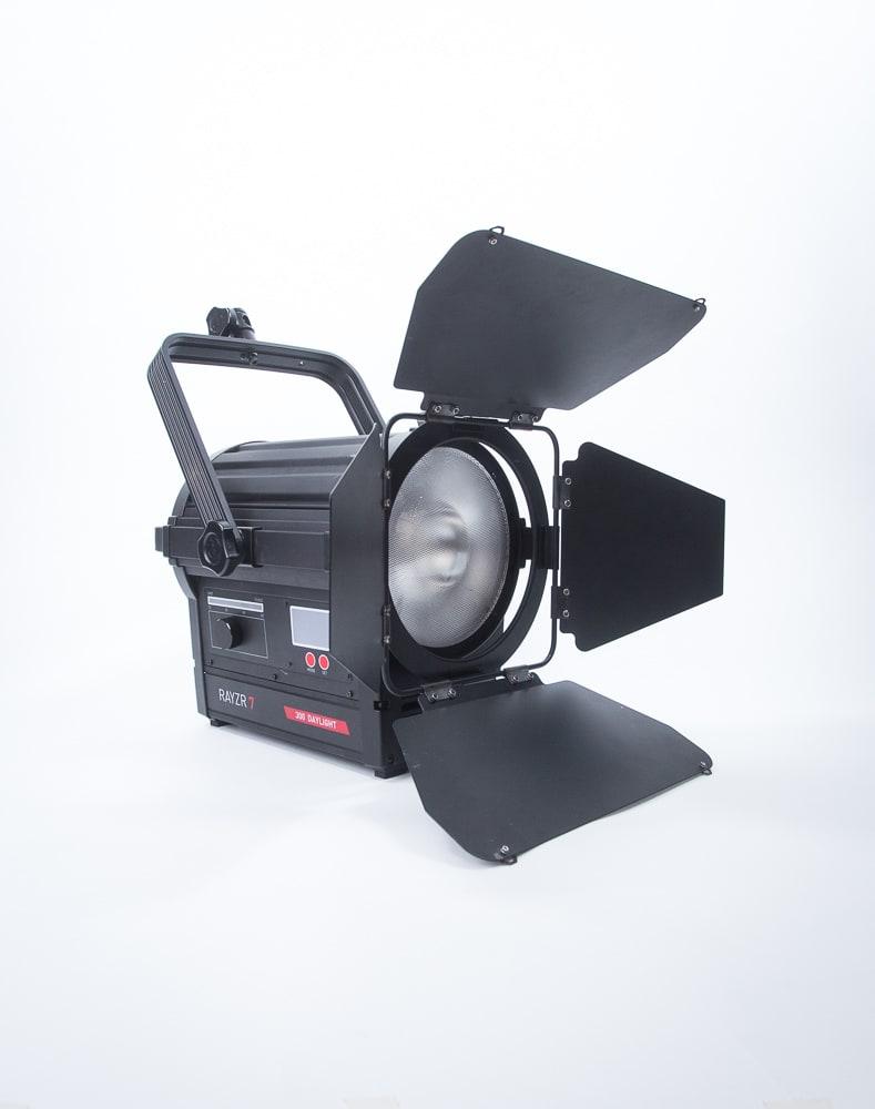 Rayzr7 300 Tageslicht Led Fresnel Leuchte Rental