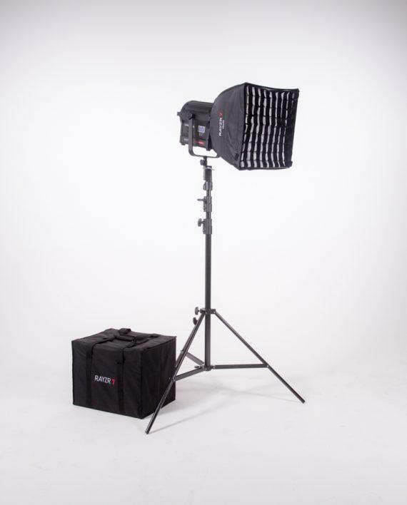 Verleih Vermietung Rayzr 7 300 Tageslicht Premium Pack Dresden Kit Set