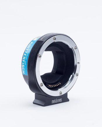 Vermeitung Metabones Adapter EF Canon Sony