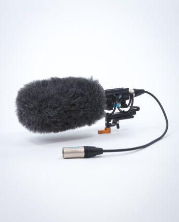 Vermietung Sennheiser MKE 400 Mini-Richtmikrofon Dresden