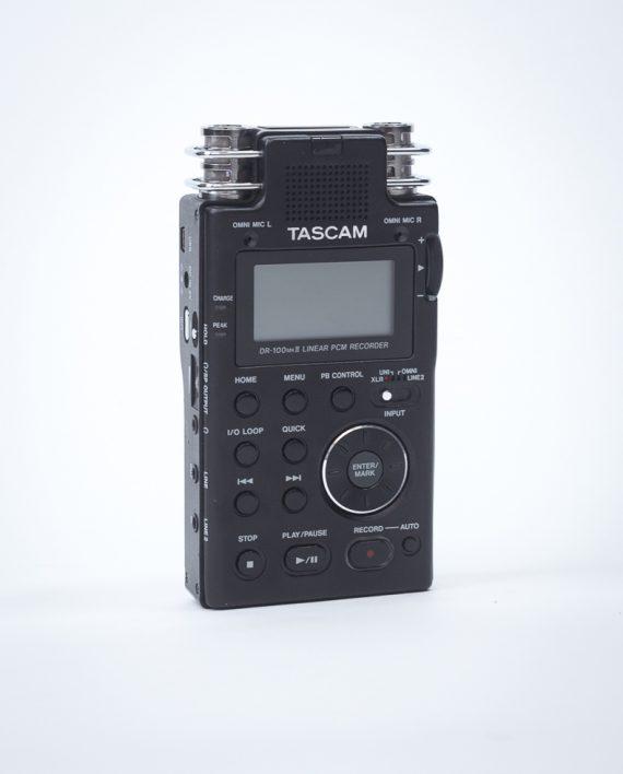 Vermietung Tascam Recorder Ton Sound Dresden