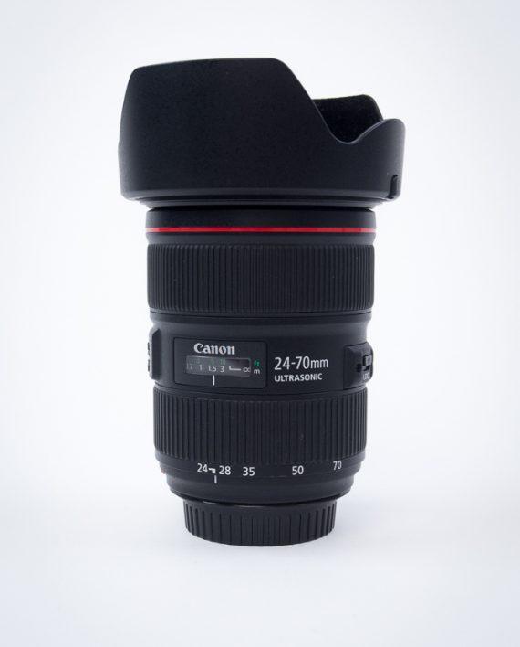 Verleih Vermietung Canon EF 24-70mm 1:2.8L II USM Dresden