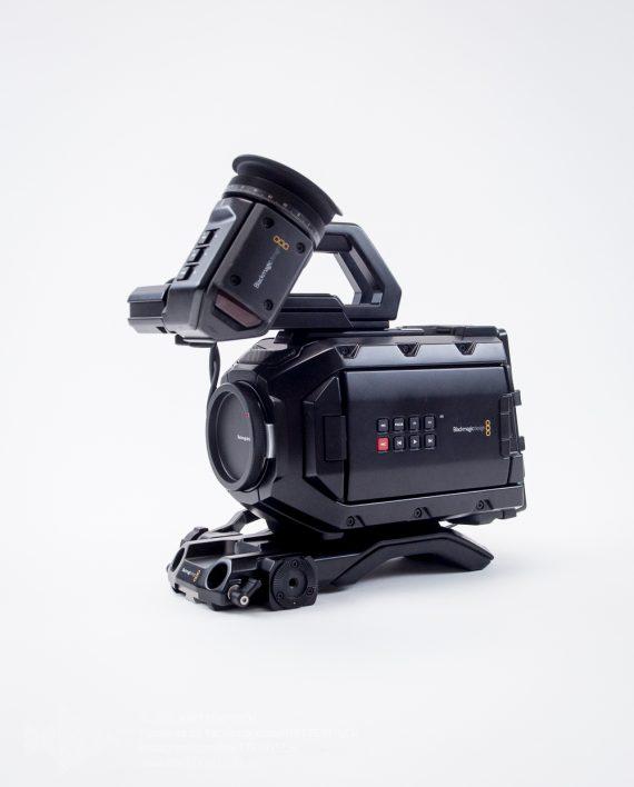 Verleih Blackmagic URSA Mini 4.6K EF Vermietung Dresden