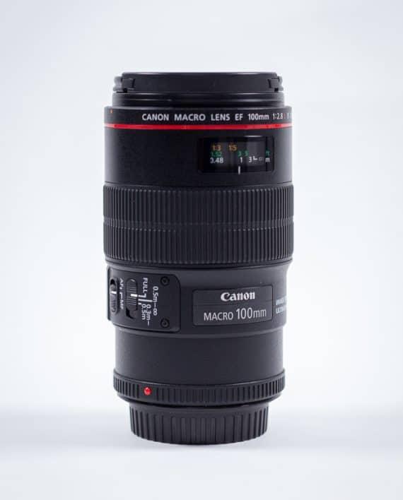 Vermietung Verleih Canon EF 100mm Macro Dresden
